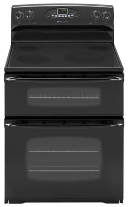 The new stove...except it doesn't show the 5 burner top. This is from Maytag's website.