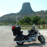 Devil's Tower (hill, bump, whatever), Wyoming