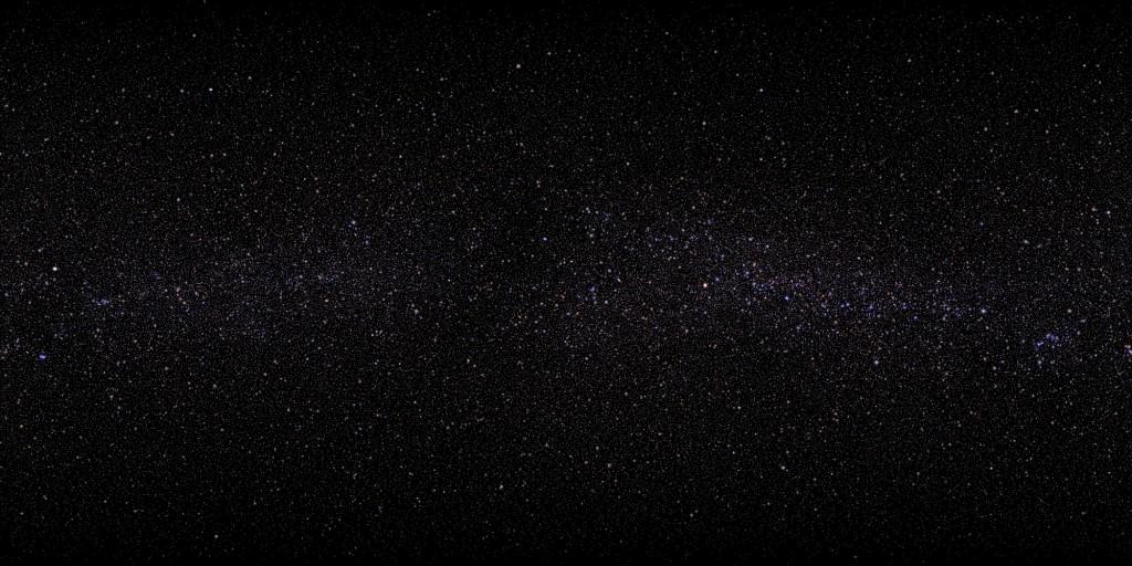 My God...it's full of stars.