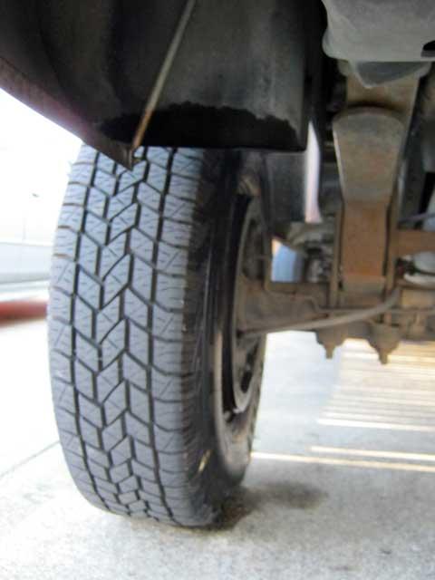 Leaking brake