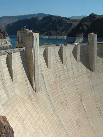 A pic of hoover dam