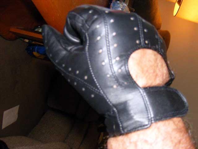 New gloves. Ahhhhhhhhhhhhhhh.....
