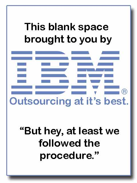 IBM Outsourcing